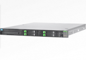 Server Fujitsu Server PRIMERGY RX100 S7 (Intel Xeon, RAM 2GB, HDD SATA, DVD/DVD-RW, Power supply 450W)