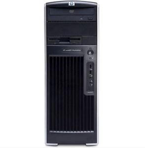 Server HP XW6400 (Intel Xeon Dual-Core 5140 2.33GHz, RAM 8GB, HDD 500GB, PC DOS)