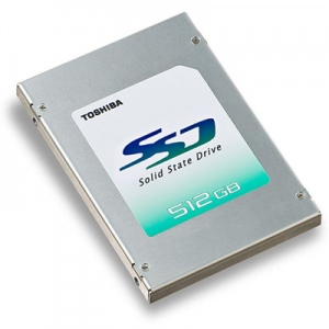 Toshiba High Performance SSD HG3 Series 2.5inch 512GB