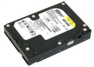 Western Digital 160 GB SATA II (3 Gb/s); 7200 rpm; 2MB Cache