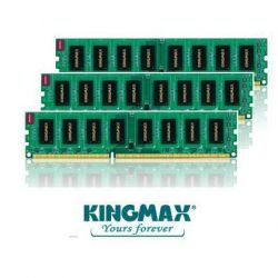 Kingmax - DDR3 - 3GB (3x1GB) - bus 1333MHz - PC3 10600 kit