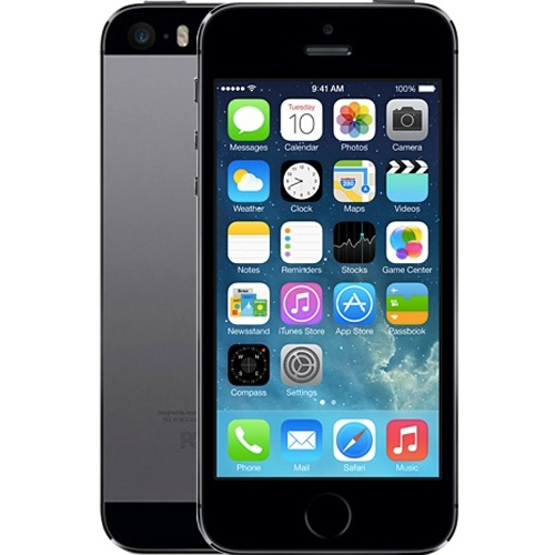 Apple iPhone 5S 16GB Space Gray (Bản quốc tế)