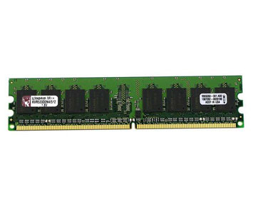 Kingston - DDR2 - 1GB - bus 533MHz - PC2 4200
