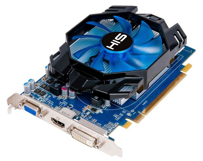 HIS R7 250 IceQ 2GD3