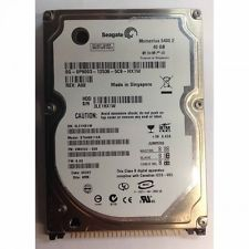 SEAGATE Barracuda 40GB - 4200rpm ATA laptop