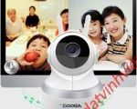 Camera IP Robo Googa 2 Anten HD 1.0 chạy phần mềm Care home