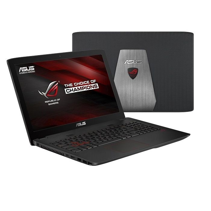 Laptop Asus Gaming GL552VX DM143D (Black)