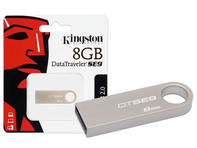 USB 8G Kington SE9 mini