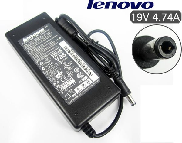 Adapter Zin Lenovo 19v - 4.7A