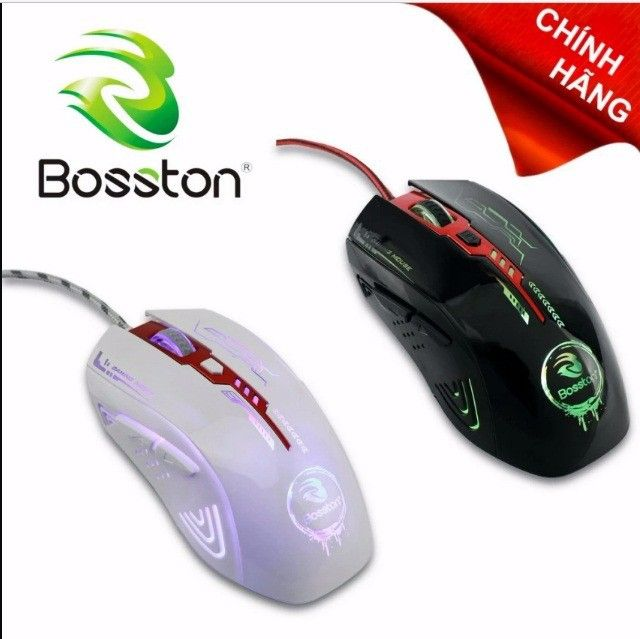 Mouse Bosston GM200 Led