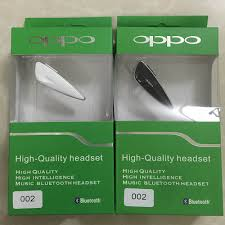 Tai Nghe Bluetooth OPPO-002
