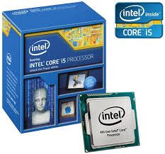 CPU Intel Core I5 4670