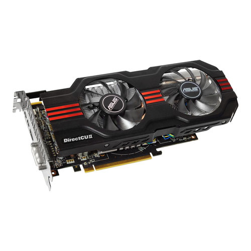 Asus HD7850-DC2-2GD5 (AMD Radeon HD 7850, 2GB GDDR5, 256-bit, PCI-E 3.0)