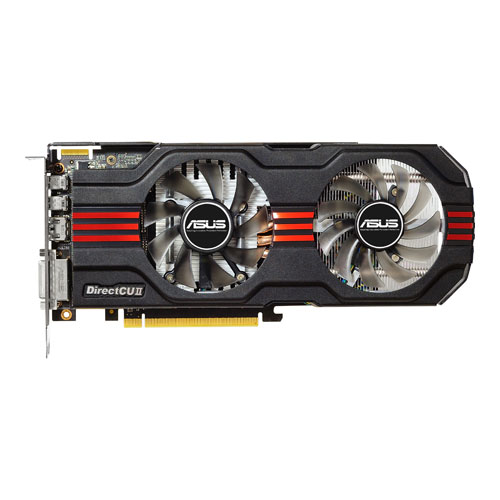 ASUS HD7850-DC2-2GD5-V2 (AMD Radeon HD 7850, DDR5 2GB, 256bits, PCI-E 3.0)