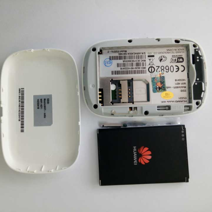 Wifi Router 3G/4G Mobile 5331