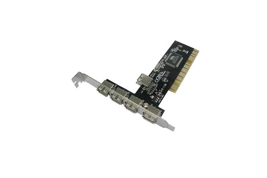 Card PCI ra Usb