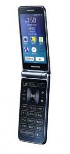 Samsung Galaxy Folder (G150N0) Black