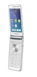 Samsung Galaxy Folder (G150N0) White