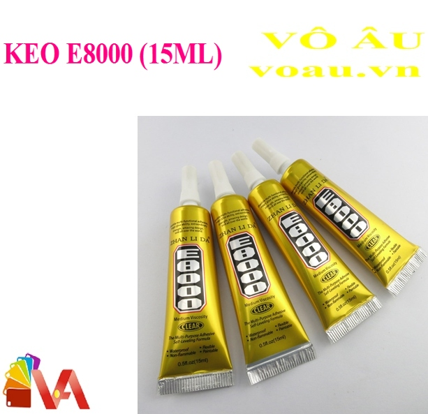 KEO DÁN RON E8000 (15ML)