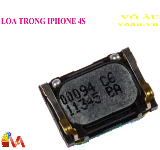 LOA TRONG IPHONE 4S