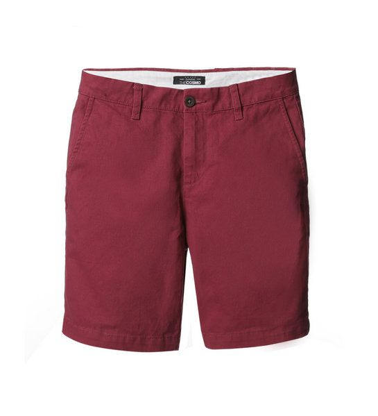 MEN FLAT FRONT SHORTS RE