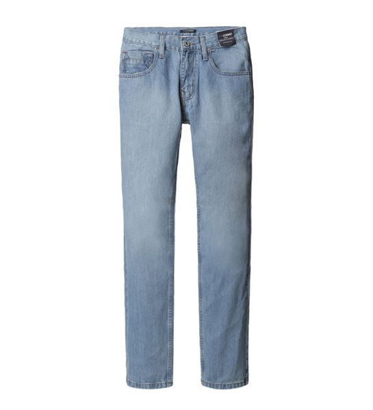 REGULAR FIT JEANS (LIGHT BLUE)