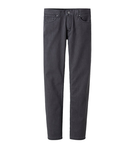 SLIM FIT JEANS (GREY)