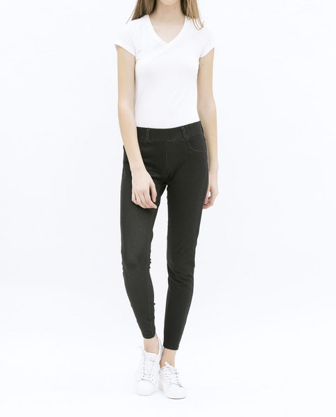 JEGGINGS (BLACK)