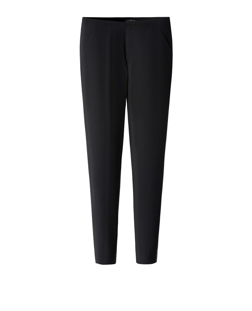 BASIC PANTS (BLACK)