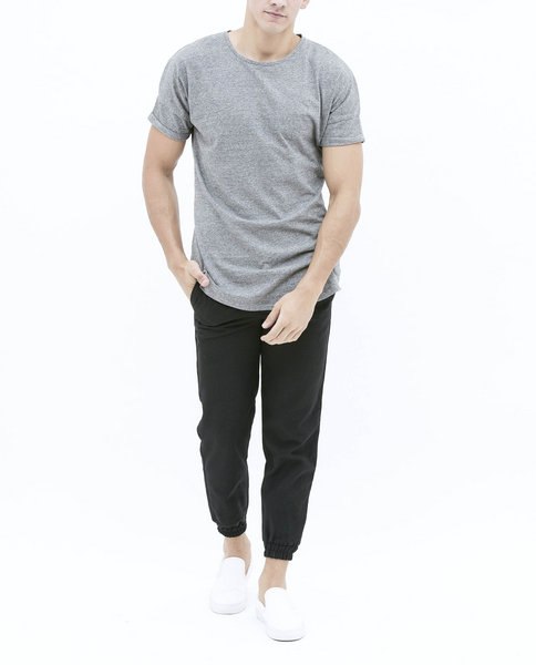 LONG T-SHIRT (GREY)