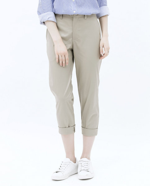 BAGGY TROUSERS (BEIGE)