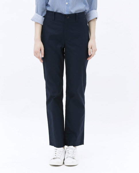 BAGGY TROUSERS (NAVY)