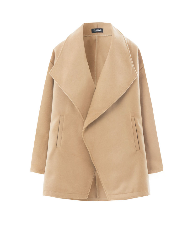 CROSSOVER JACKET (BEIGE)