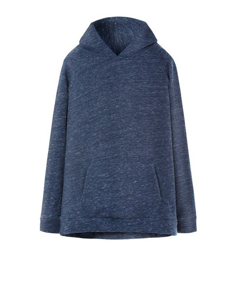POCKET SWEATSHIRT (NAVY)