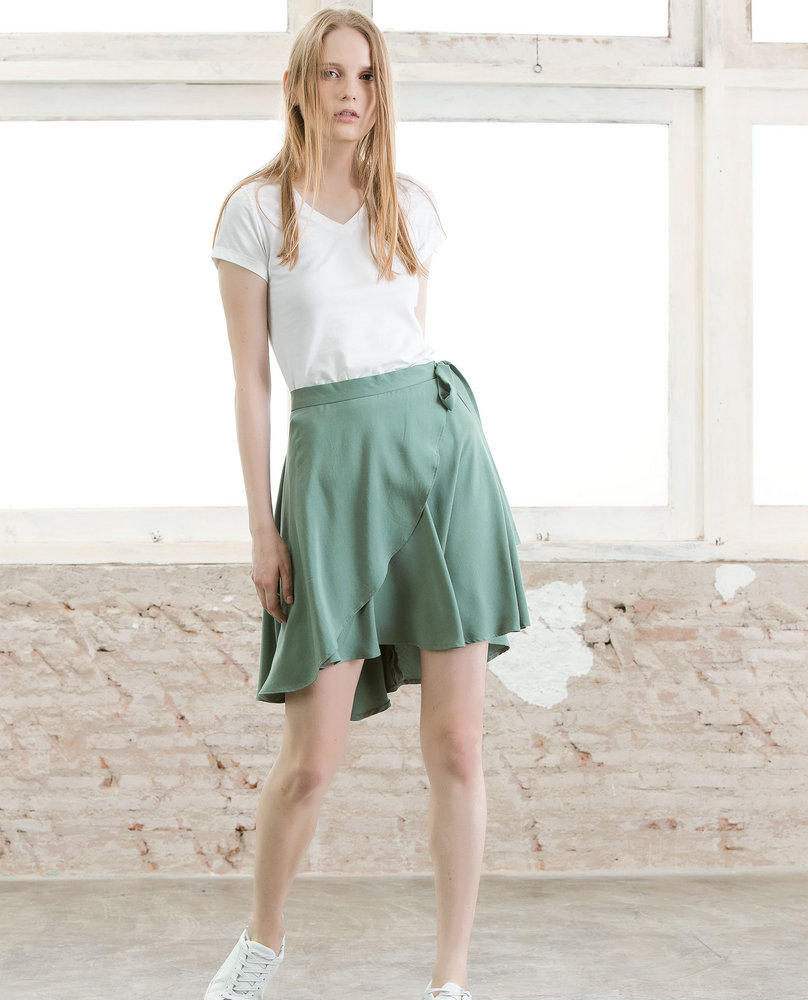 BALLERINA SKIRT (GREEN)