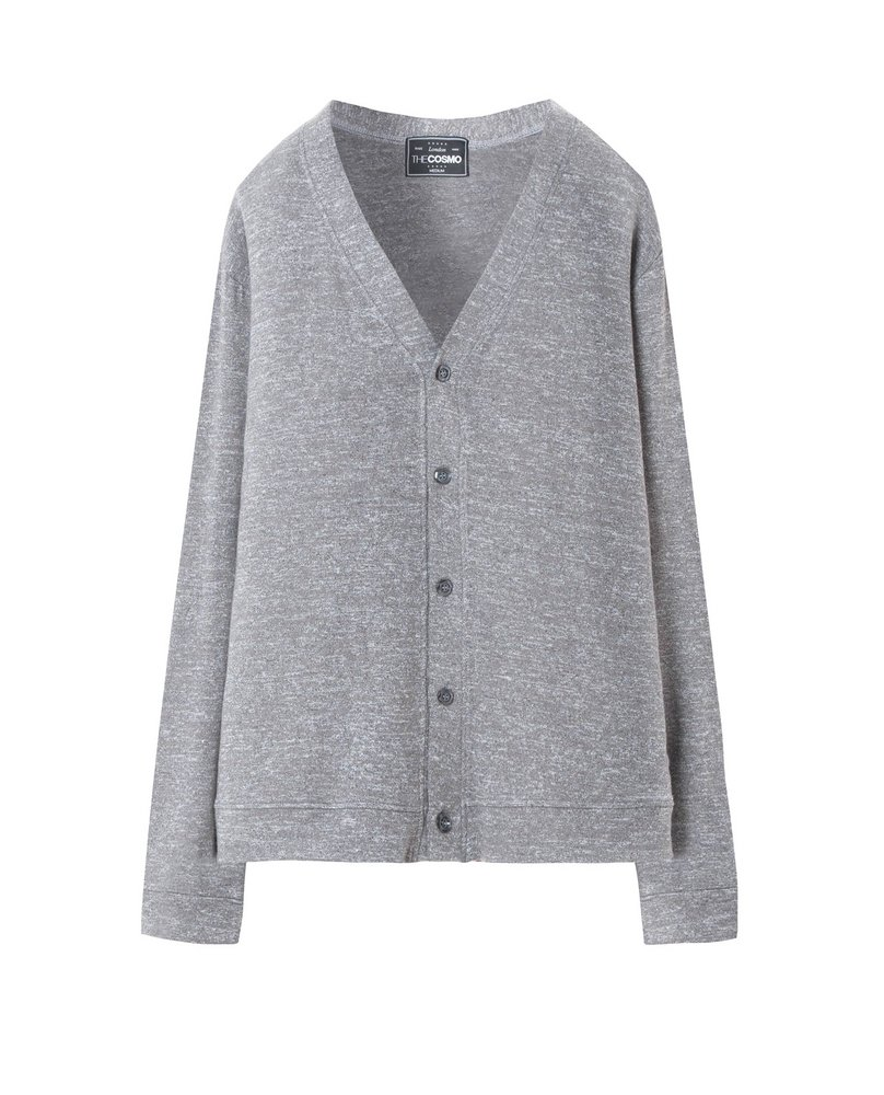 CARDIGAN (DARK GREY)