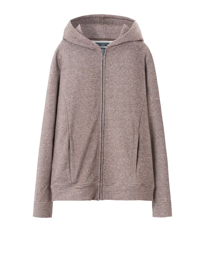 HOODY (BROWN)