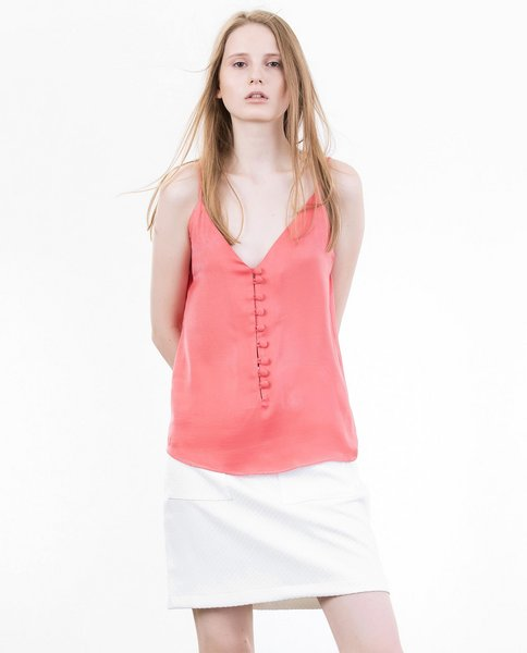 BUTTON TOP (ORANGE)