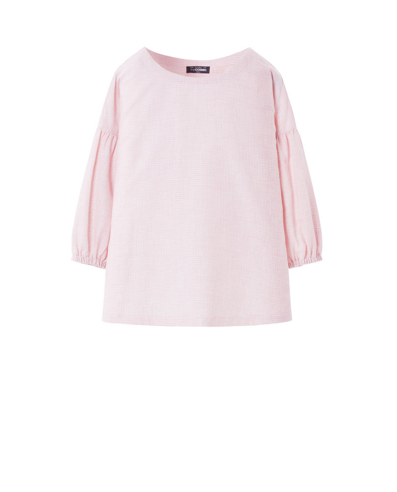 PUFF TOP (PINK)