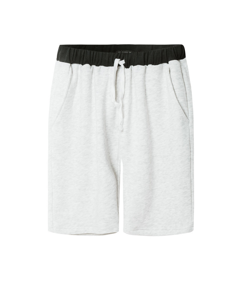JERSEY SHORTS (WHITE)