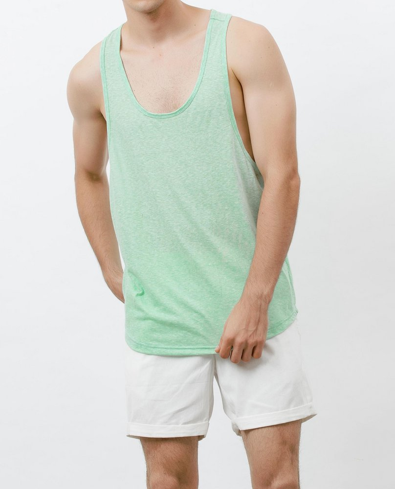 SLEEVELESS TOP (MINT)