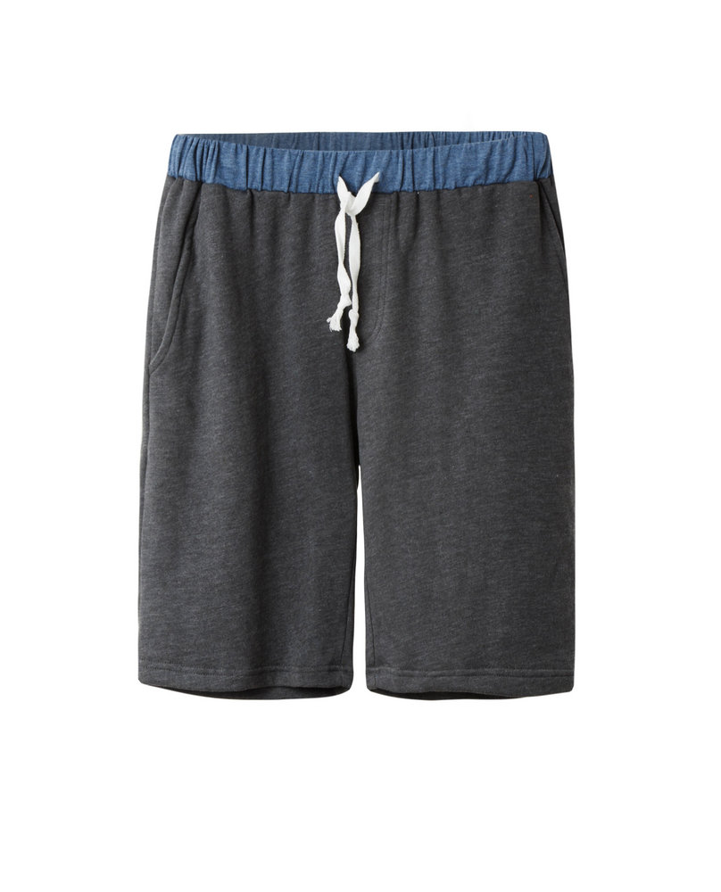 MEN JERSEY SHORTS (GREY)