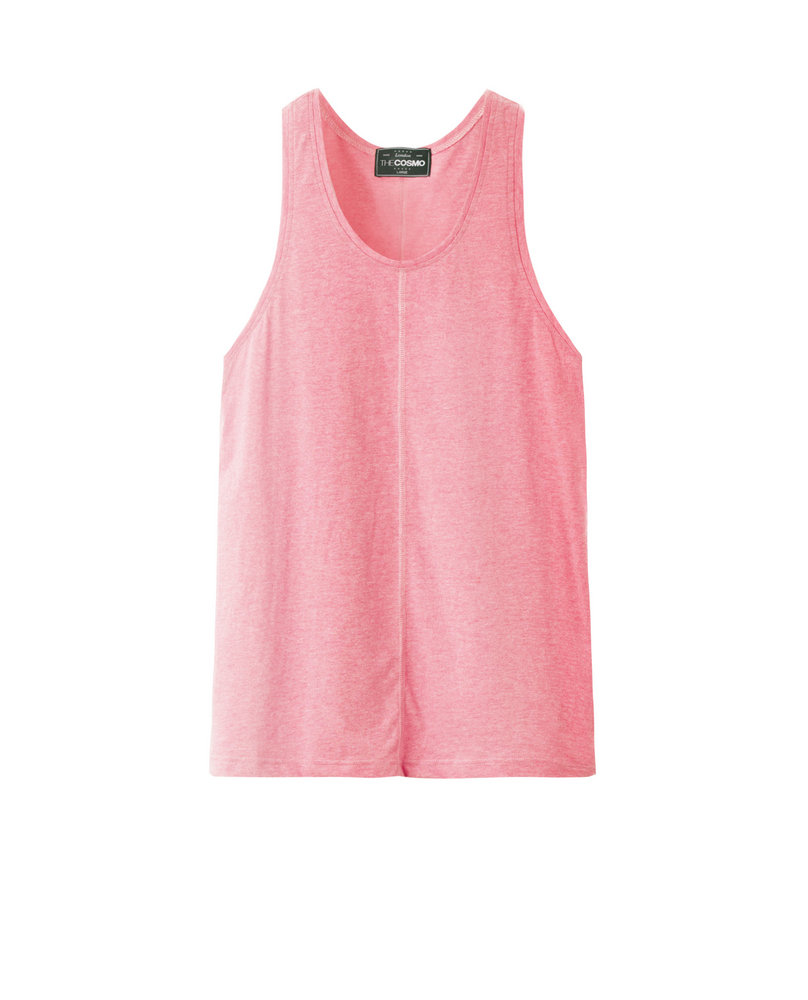 SLEEVELESS TOP (WATERMELON)