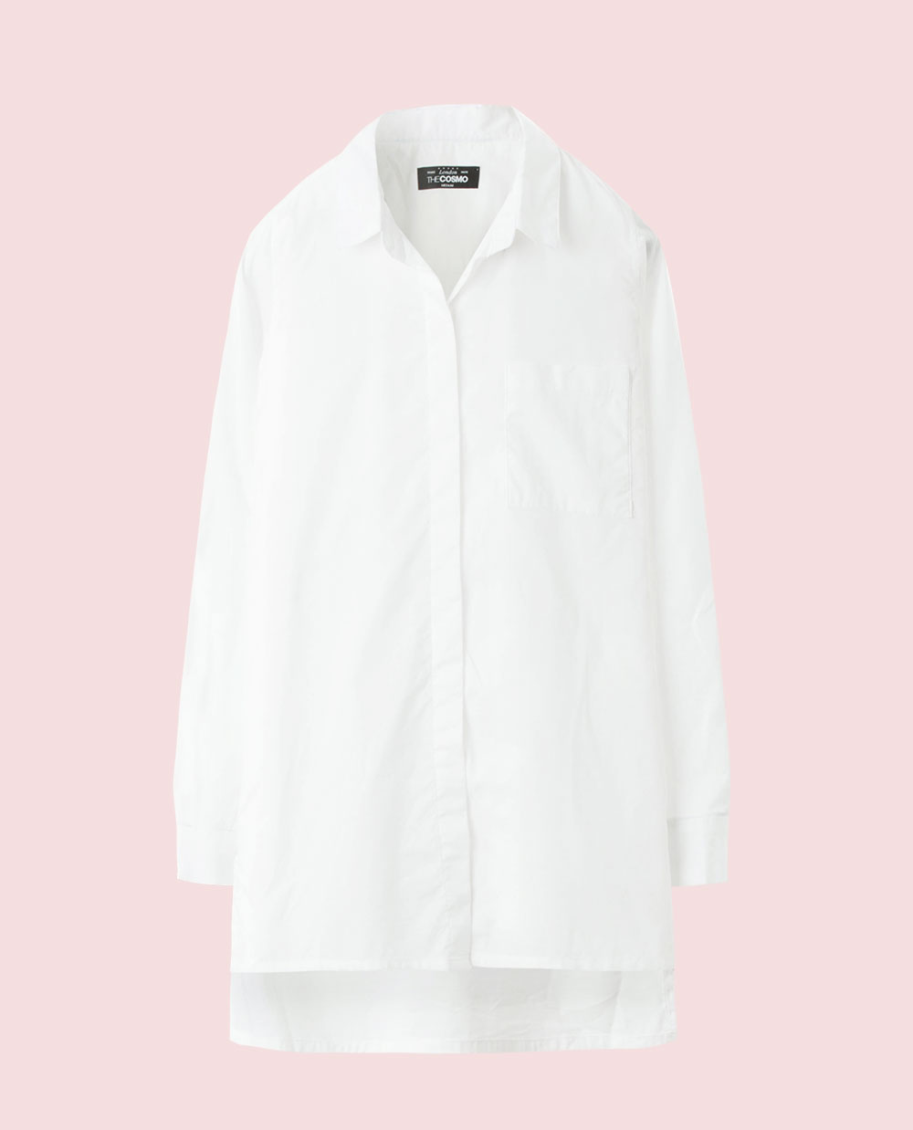 OVERSIZED SHIRT (WHITE)