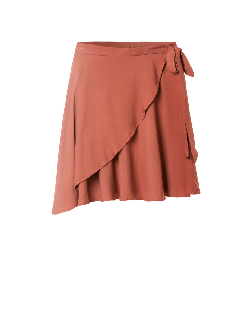 BALLERINA SKIRT (ORANGE)
