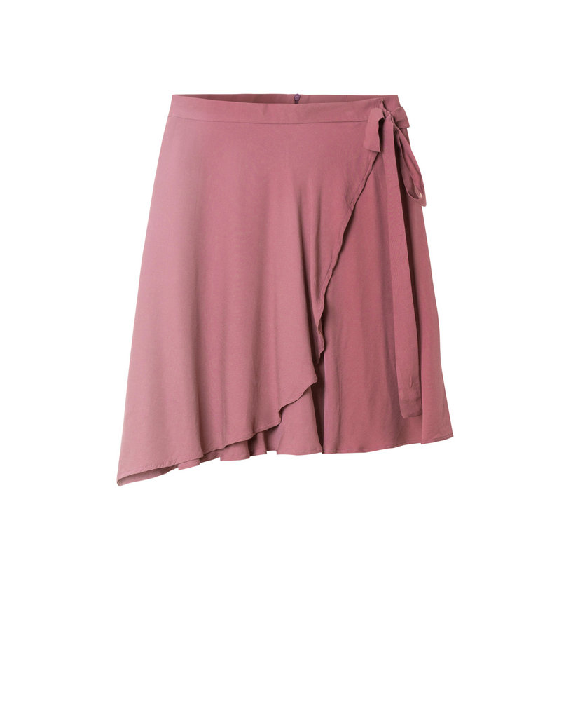 BALLERINA SKIRT (RED)