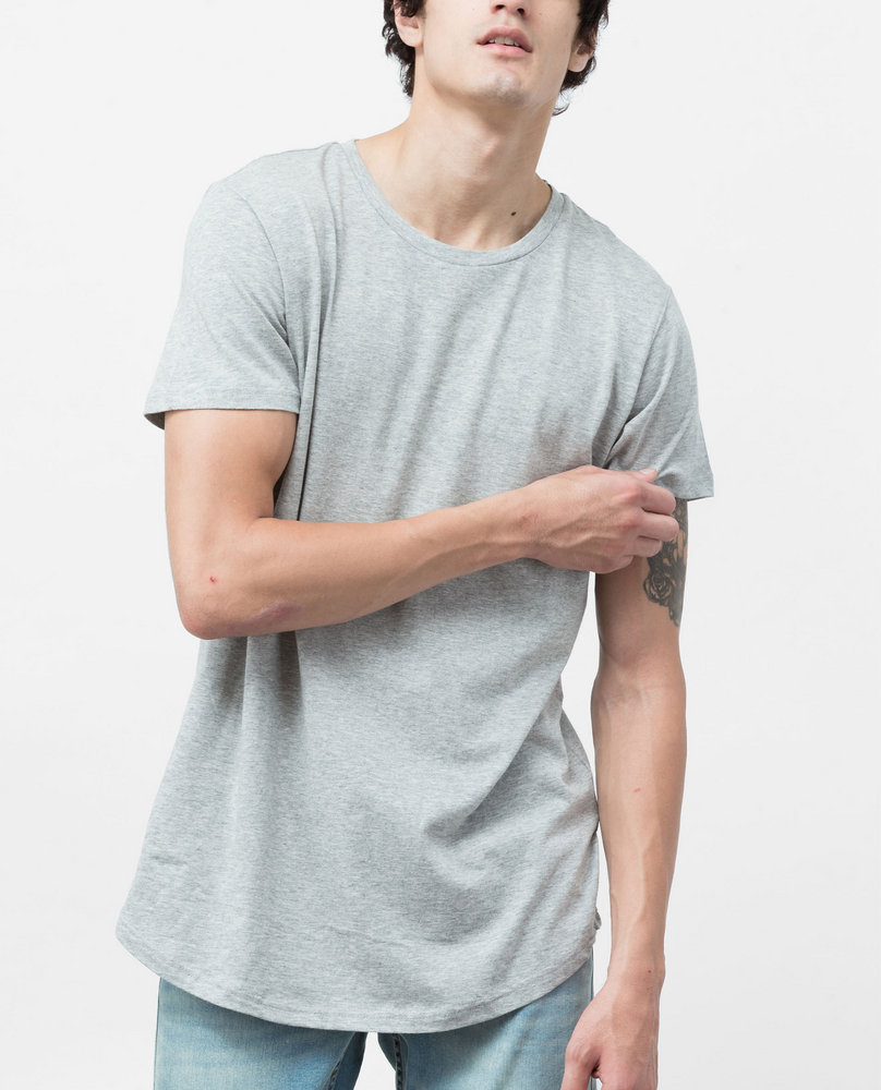 BASIC T-SHIRT (GREY)
