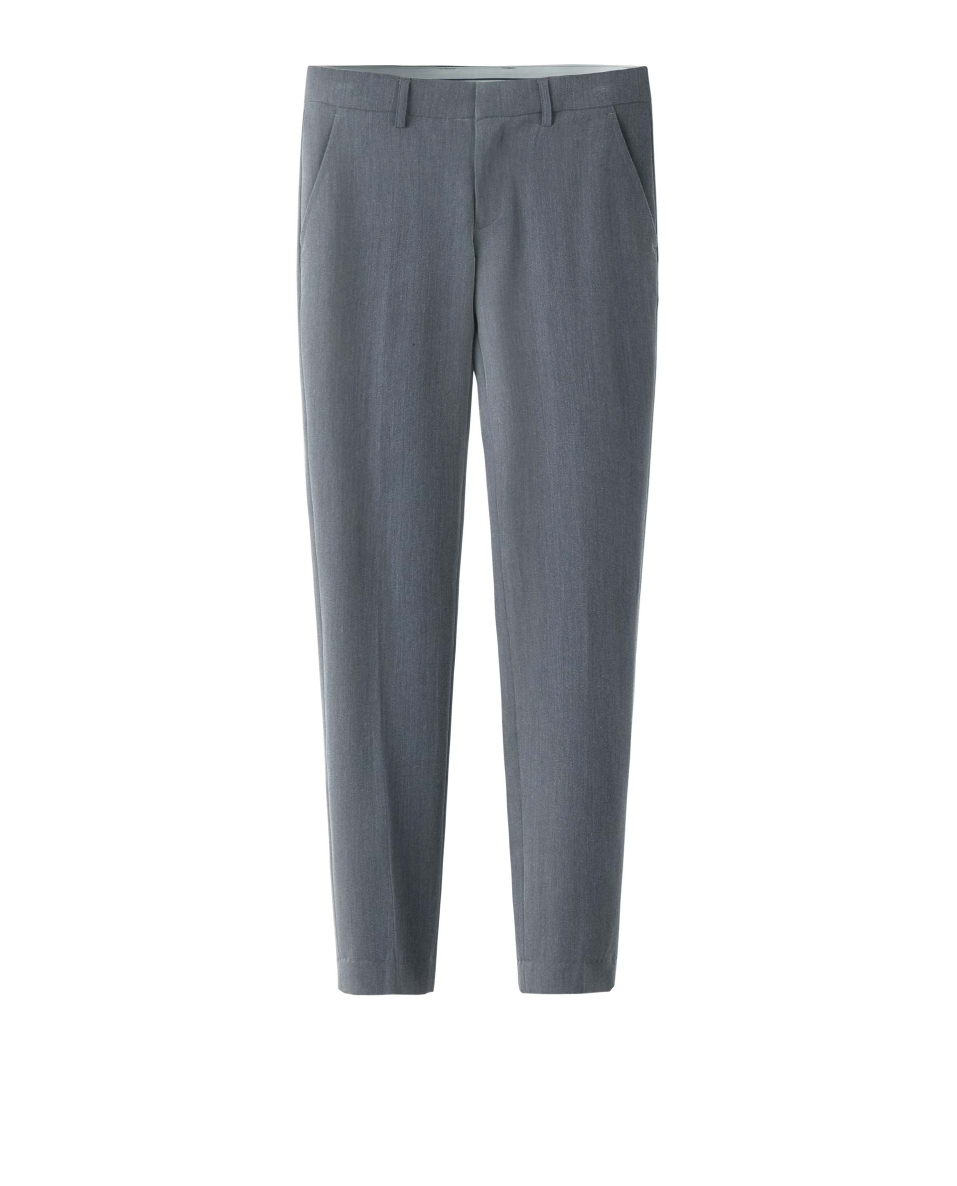 SMART TROUSERS (CHARCOAL)