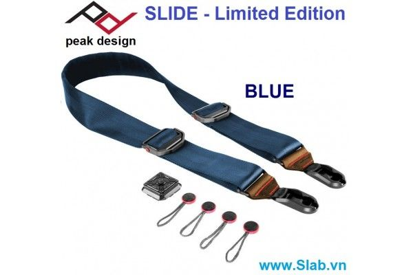 Peak Design Slide Limited Edition ( Blue )