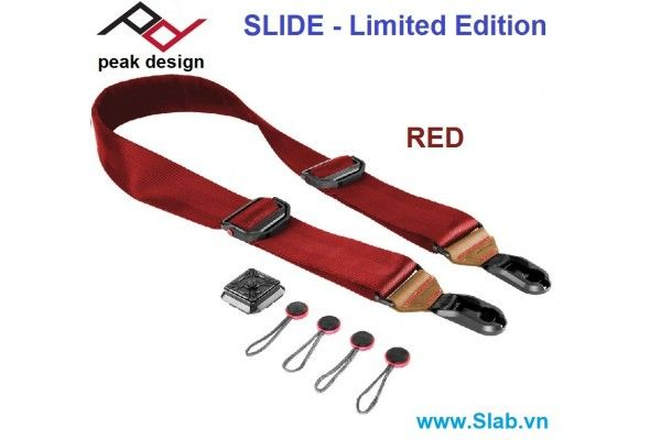 Peak Design Slide Limited Edition (Red)